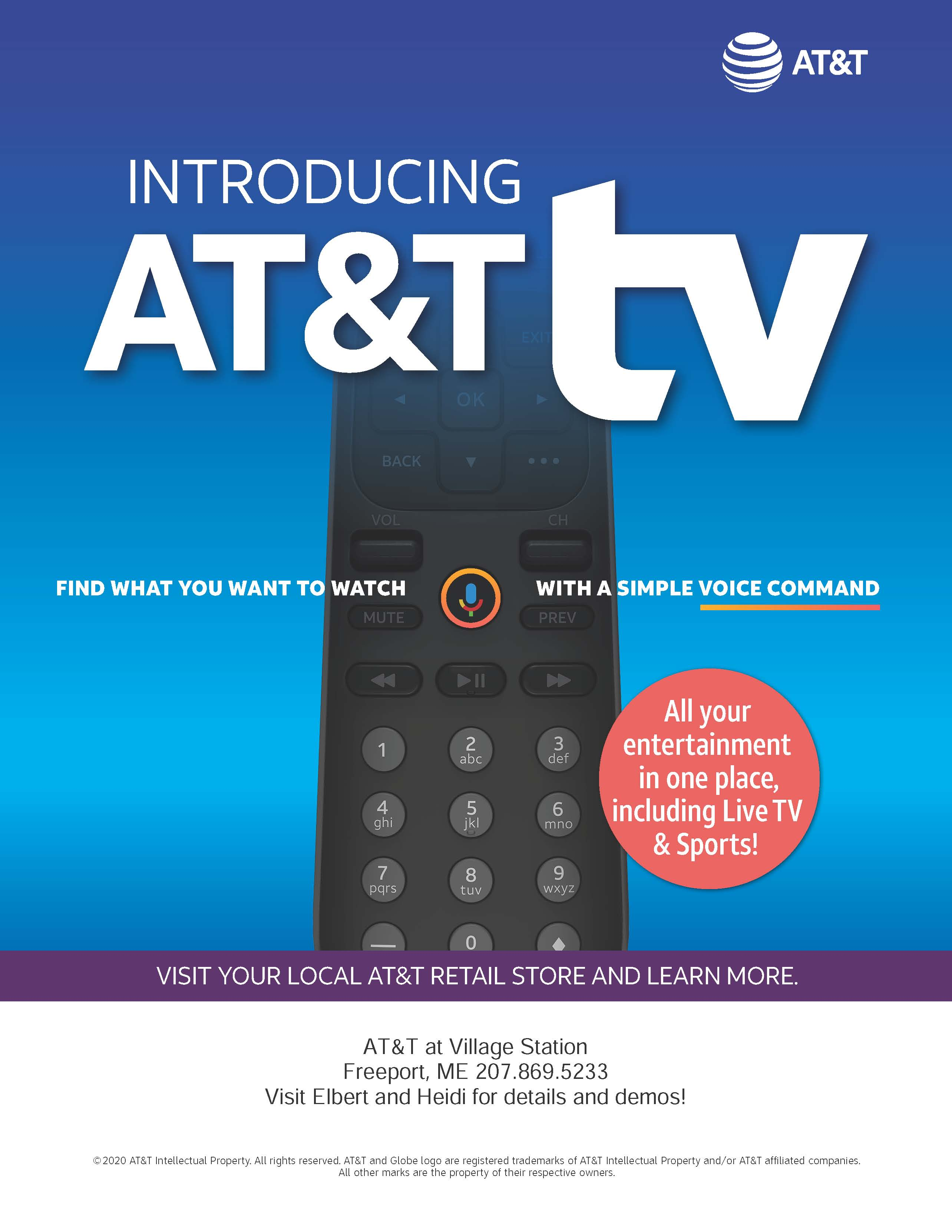 AT&T - Special Offer
