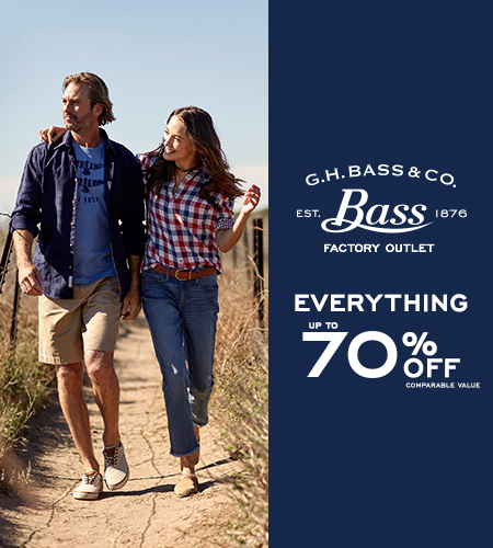 G.H. Bass & Co. - Special Offer