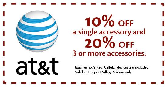 AT&T - Coupon