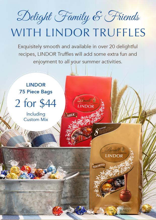 Lindt - Special Offer