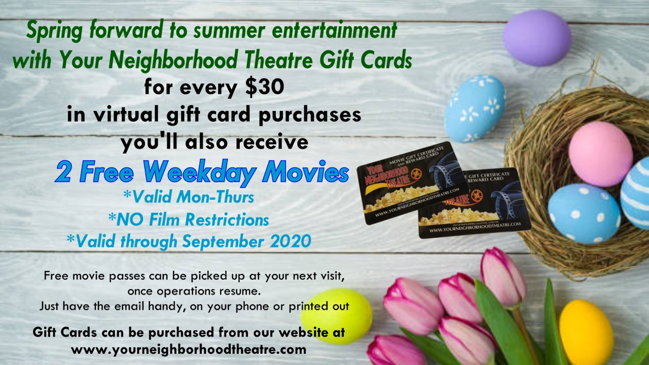 Nordica Theatre - Special Offer