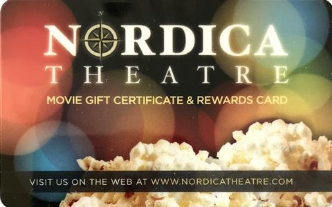 Nordica Theatre - Special Offer