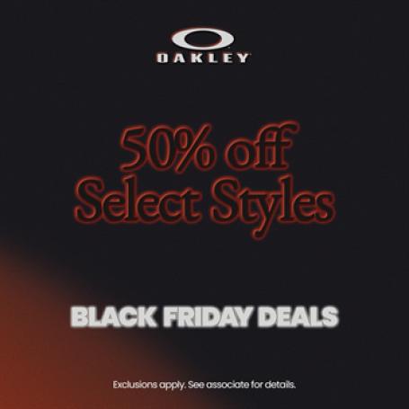 Oakley - Special Offer