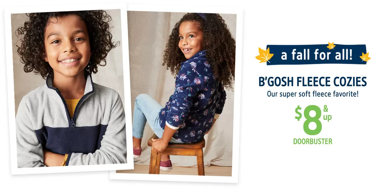 OshKosh B'gosh - Special Offer