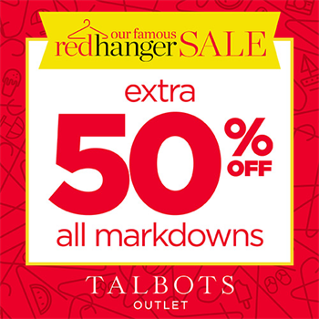 Talbots Outlet - Special Offer