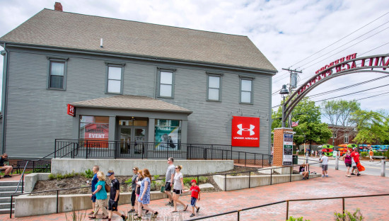 Under Armour (Neighbor on Main) - Special Offer