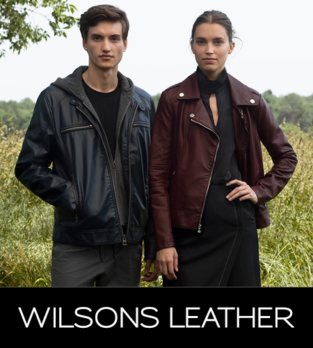 Wilsons Leather - Special Offer