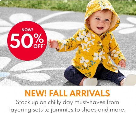 carters - Special Offer