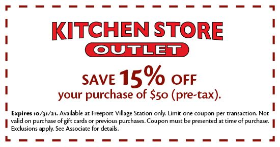 Kitchen Store Outlet - Coupon